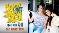 Maker's announce 'Happy Phirr Bhag Jayegi' with Sonakshi Sinha and Jassie Gill and Twitterati can't keep calm!