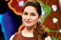 Madhuri Dixit flew back from Goa to Mumbai to meet William and Kate