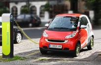 China, Europe drive shift to electric cars