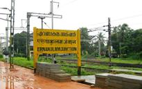 Ernakulam South, Aluva cleanest railway stations in Kerala