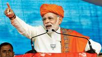 Gujarat elections 2017: In Dhandhuka, PM Modi attacks Cong with 'Tanker Raj' jibe