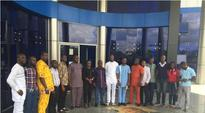 NANS National President visits Akwa Ibom State...... Commends Governor Emmanuel For Creating Student Friendly Environment