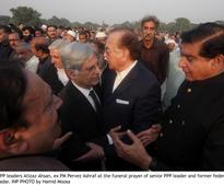 Jehangir Bader laid to rest