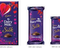 Cadbury Dairy Milk Silk amplifies Joy, this Valentine's Day with the new limited edition packs