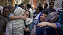 Pakistan mourns Lahore park victims