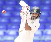 Restrained Dhawan makes bold opening statement