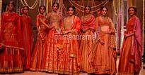 Tarun Tahiliani's couture collection ends m4marry wedding week on a royal high