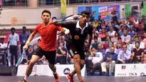 India's Saurav Ghosal loses at the Asian squash final