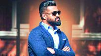 Jr NTR bonds with co-star Mohan lal