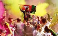 BJP leader's prophecy comes true, Lotus blossoms in muddy waters of Uttar Pradesh