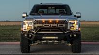 The Hennessey VelociRaptor has 700bhp and a lot of muscle
