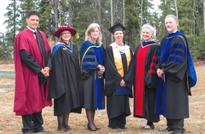 UAlberta & Yukon College celebrate awarding first Bachelor of Science degree North of 60