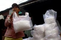 In central Vietnam, people rush to stockpile salt over toxic seawater fear