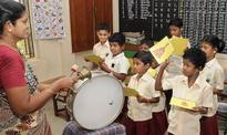 Move to upgrade school for hearing impaired