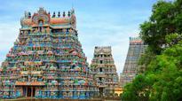 Madurai float festival celebration on 24 Jan