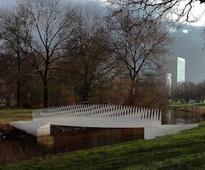Biocomposite Bridge Opens in the Netherlands