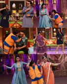 Comedy Nights Live  Comedy Night Bachao mix up: Sonakshi, Honey Singh, Mouni pull the house down with their HILARIOUS antics!