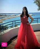 Cannes Film Festival 2016: Aishwarya Rai Bachchan looks breathtaking in this stunning raspberry pink gown!