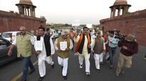 Congress clutching at all political straws