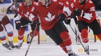 Ice hockey - Canada dump Russia to reach World Cup final