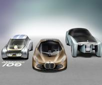 BMW Group presents The Next 100 Years to showcase future mobility