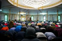 Brussels mosque overflows for funeral of mum killed in attacks