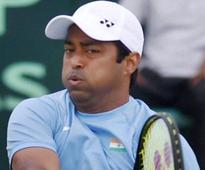 Leander Paes, Andre Begemann Knock Out Top Seeds in Winston-Salem