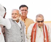 Bitter critic Murli Manohar Joshi writes congratulatory letter to PM, Shah