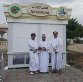 The Oman Ministry of Tourism inaugurates Sales Service Points in Al Jabal Al Akhdar