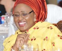 Aisha Buhari: First lady tells Boko Haram escapees to come out of Sambisa