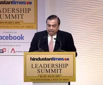Jio helped India rank first in mobile broadband ahead of US, China: Ambani