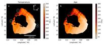 Massive waves of lava spotted by astronomers on Jupiter's moon, Io