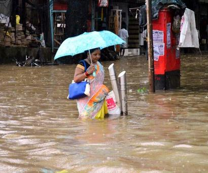 6 days and counting: Rain-drenched Mumbai braces for more