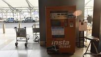 Delhi airport gets Metro token vending machines
