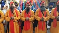 Vishal Nagar Kirtan taken out
