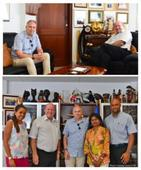 PATA & Seychelles discuss cooperation in the world of tourism