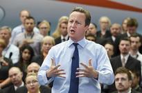 Cameron says Tata Steel UK gets