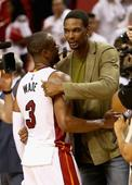 The Heat are reportedly worried Chris Bosh might never play again