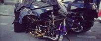 UPDATE: Pagani Huayra Pearl Has Paris Crash, Drunk Driver Allegedly Hit Hypercar