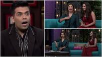 Koffee With Karan sneak peek | Watch: Farah Khan and Sania Mirza bring the house down on KWK