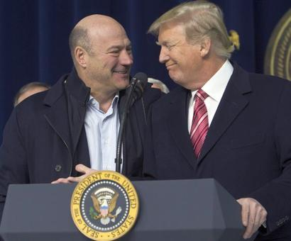 Trump's top economic advisor resigns after trade dispute