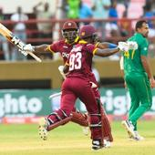WIvPAK: Jason Mohammed stars for record-setting West Indies against Pakistan in 1st ODI
