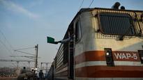 Goods train hits fish-plate kept on Konkan Railway tracks