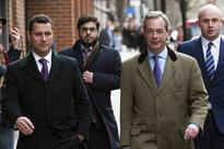 UKIP's biggest donor Aaron Banks backs former Nigel Farage aide to be leader