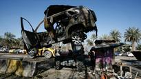 Islamic State truck bomb kills at least 60 people in Shia-dominant area in Baghdad