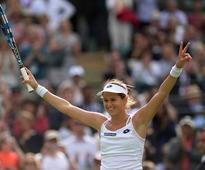 Court One a happy hunting ground for Cepelova