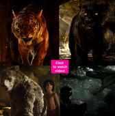 The Jungle Book second trailer: Priyanka Chopra as Kaa, Nana Patekar as Shera, Om Puri as Bagheera, Irrfan Khan as Baloo and Shefali Shah as Raksha will take you back in time!   watch video!