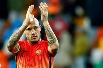 Roma coach lavishes praise on thoroughbred Nainggolan