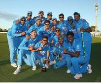 India A beat Australia A; claim hat-trick of Quadrangular series wins