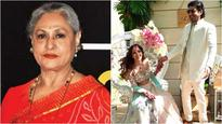 Watch: Jaya Bachchan dancing on Ishq Hai Suhana at Mohit Marwah's sangeet ceremony is the best thing you'll see today